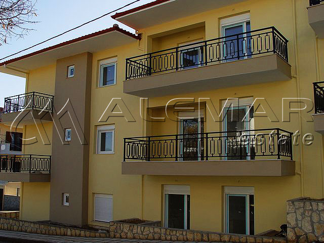 Апартаменты в греции у моря